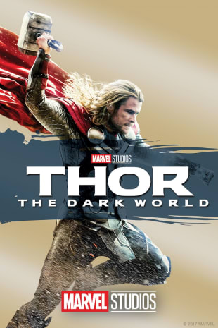 movie poster for Thor: The Dark World