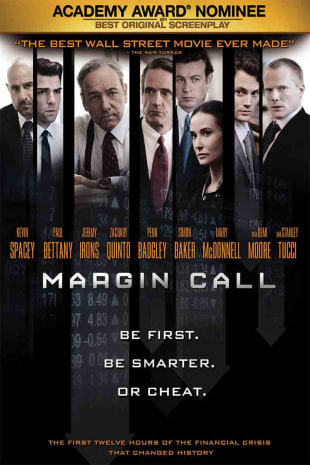 movie poster for Margin Call