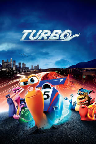movie poster for Turbo