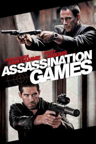 movie poster for Assassination Games