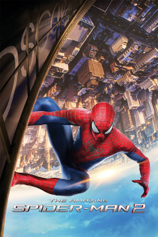 movie poster for The Amazing Spider-Man 2
