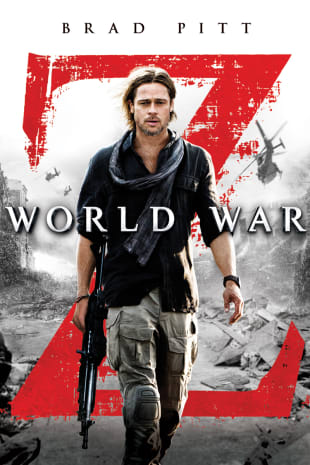 movie poster for World War Z