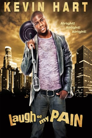 movie poster for Kevin Hart: Laugh at My Pain