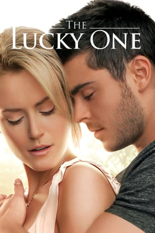 movie poster for The Lucky One