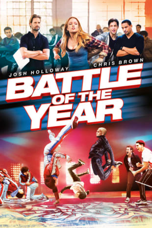 movie poster for Battle Of The Year: The Dream Team