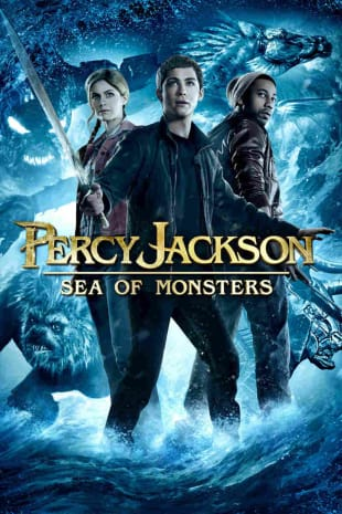movie poster for Percy Jackson: Sea Of Monsters