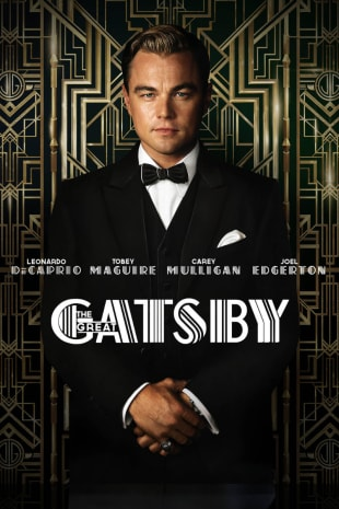 movie poster for The Great Gatsby