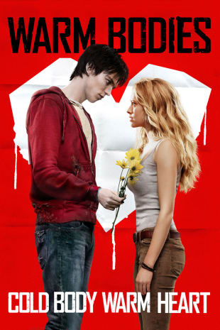 movie poster for Warm Bodies