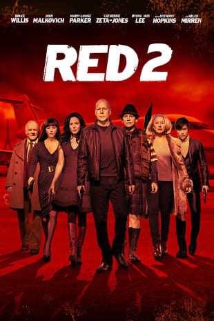 movie poster for Red 2