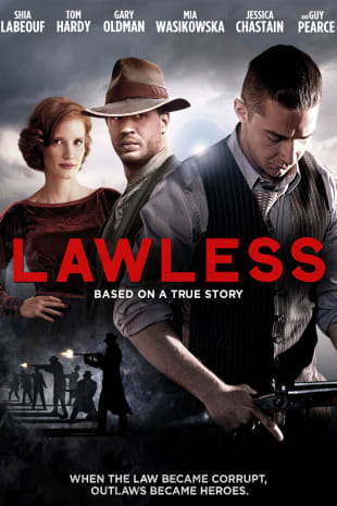 movie poster for Lawless