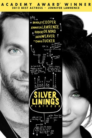 movie poster for Silver Linings Playbook