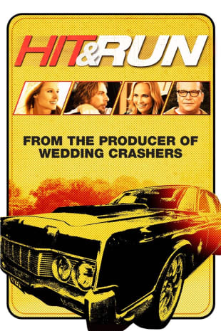 movie poster for Hit And Run