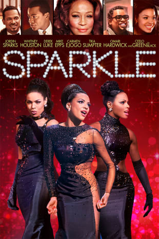 movie poster for Sparkle