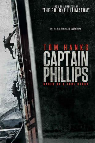 movie poster for Captain Phillips