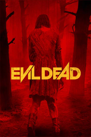 movie poster for Evil Dead (2013)