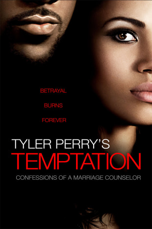 movie poster for Tyler Perry's Temptation