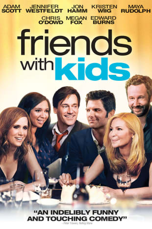movie poster for Friends with Kids