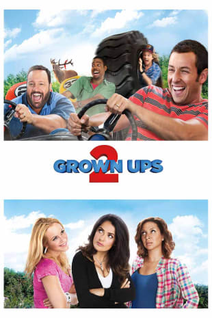 movie poster for Grown Ups 2