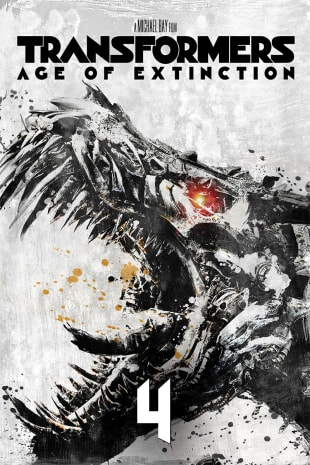 movie poster for Transformers Age Of Extinction