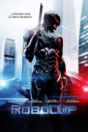movie poster for RoboCop