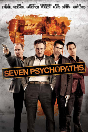 movie poster for Seven Psychopaths