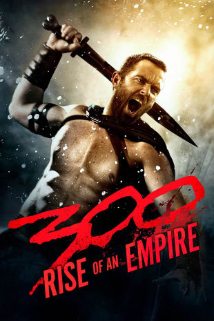 movie poster for 300: Rise Of An Empire