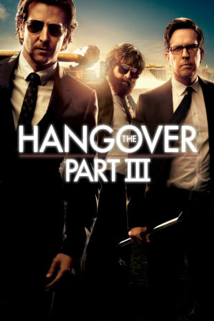 movie poster for The Hangover 3