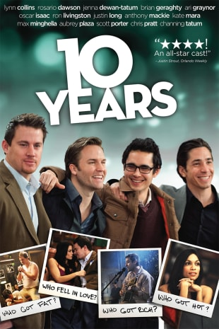movie poster for 10 Years
