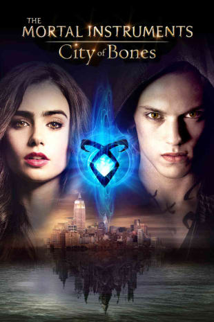 movie poster for Mortal Instruments