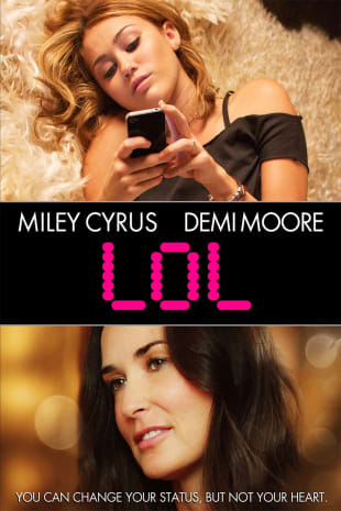 movie poster for LOL