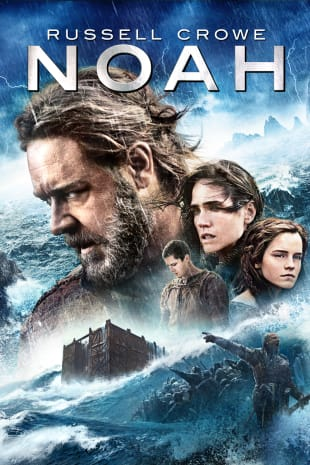 movie poster for Noah (2014)