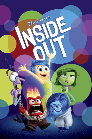 movie poster for Inside Out