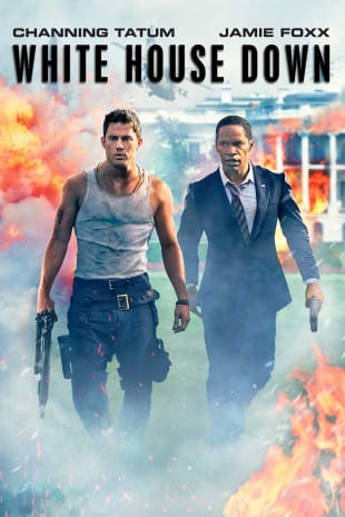 movie poster for White House Down