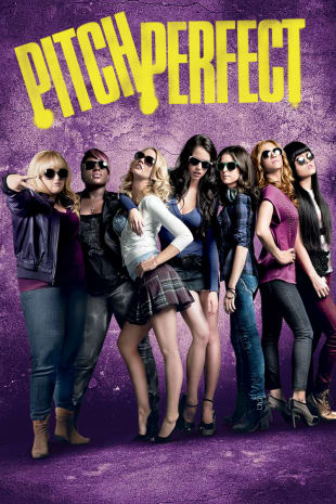 movie poster for Pitch Perfect
