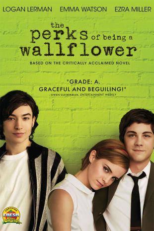 movie poster for The Perks Of Being A Wallflower