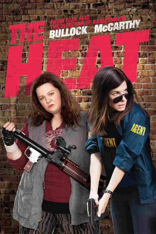 movie poster for The Heat