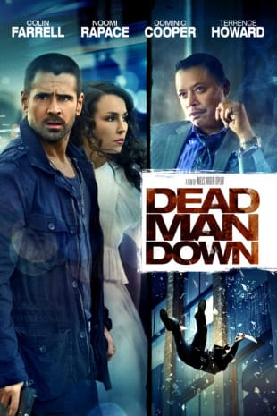 movie poster for Dead Man Down
