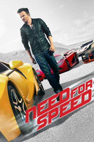 movie poster for Need For Speed