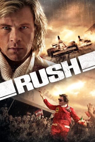 movie poster for Rush (2013)