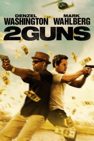 movie poster for 2 Guns
