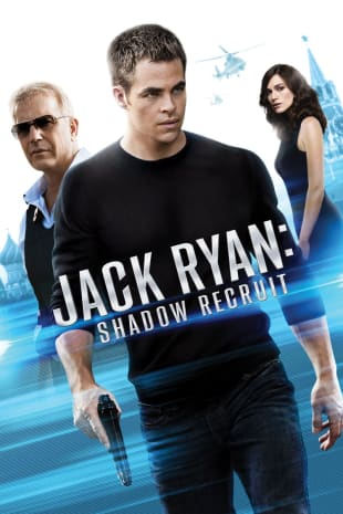 movie poster for Jack Ryan Shadow Recruit