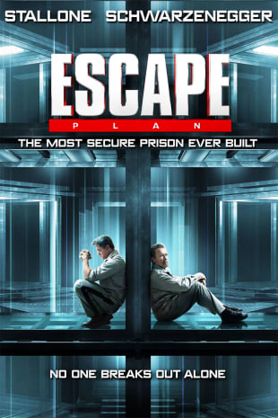 movie poster for Escape Plan