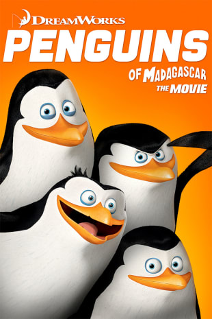 movie poster for The Penguins Of Madagascar