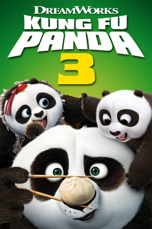 movie poster for Kung Fu Panda 3