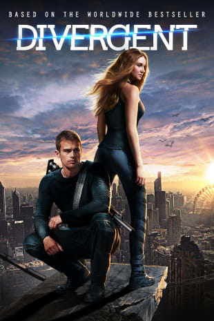 movie poster for Divergent