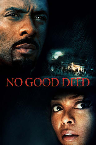 movie poster for No Good Deed