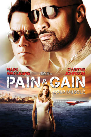 movie poster for Pain And Gain