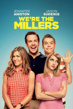 movie poster for We're The Millers