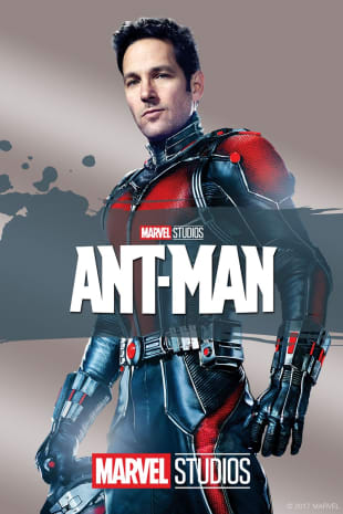 movie poster for Ant-Man