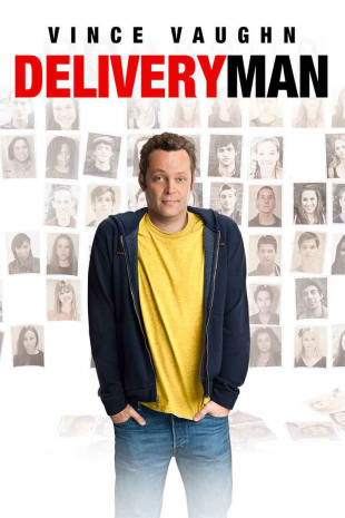 movie poster for Delivery Man